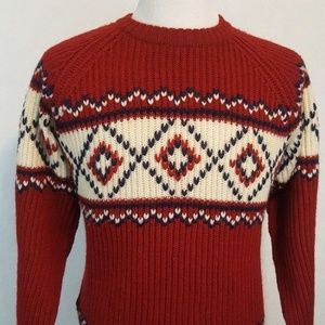Abercrombie & Fitch Women  Nordic Sweater Large